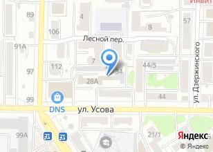 Компания «A-proved Tomsk» на карте
