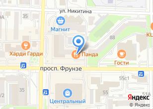Компания «Caprece Zone» на карте