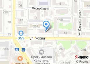 Компания «Комиссионный торгово-сервисный центр» на карте