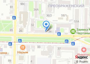 Компания «Пивной аут» на карте