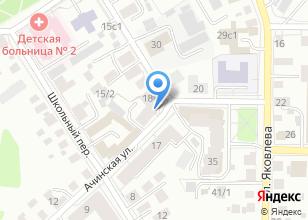 Компания «БИГУДИ» на карте