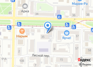Компания «Дом-2003, ЖСК» на карте