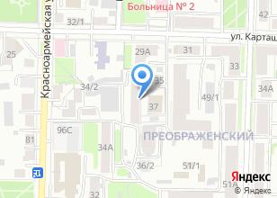 Компания «Медико-фармацевтический колледж СибГМУ» на карте