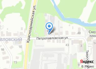 Компания «Choise.tomsk.ru» на карте