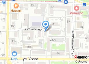 Компания «Тиэра» на карте