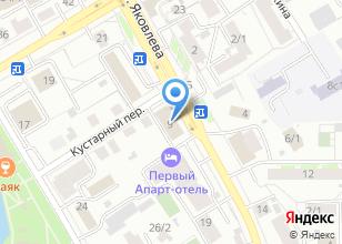 Компания «Абсент XXL» на карте