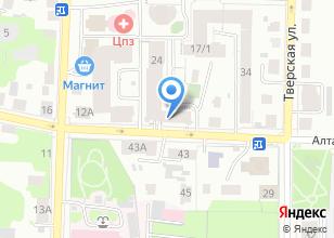 Компания «Подружки» на карте