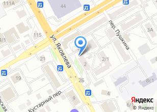 Компания «Астеро+» на карте