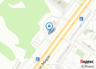 Компания «Управление надзорной деятельности и профилактической работы» на карте