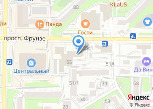 Компания «Управление Федеральной налоговой службы России по Томской области» на карте