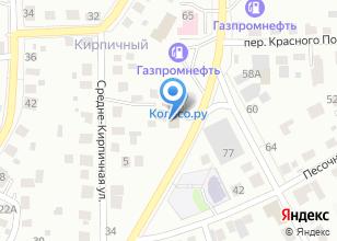 Компания «Люкс Ойл» на карте