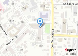 Компания «Том-Авто» на карте