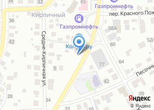 Компания «Пальма-Купе» на карте