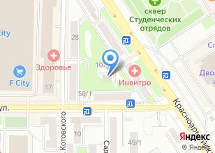 Компания «Мебель Полесья» на карте