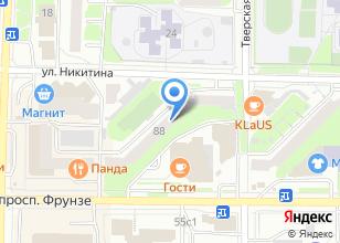 Компания «Шкафoff» на карте