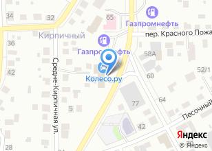 Компания «N-Joy» на карте