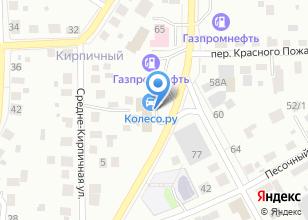 Компания «ArtStyle» на карте