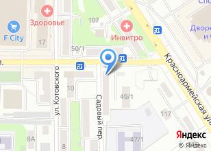 Компания «Компстар» на карте