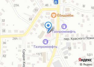 Компания «Томский областной психоневрологический диспансер» на карте