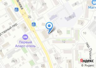 Компания «АВТОСАН группа компаний» на карте