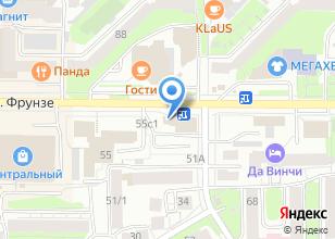 Компания «Сушимен» на карте