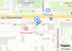Компания «Неомед» на карте