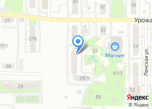 Компания «Butterfly» на карте