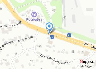 Компания «Еврошина Томск» на карте