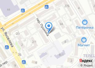 Компания «Заимка» на карте