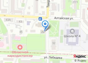 Компания «ЮЛСАН-ТОМСК» на карте