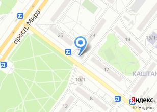 Компания «ФотоSHOP» на карте