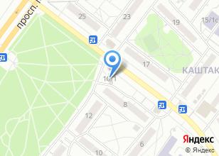 Компания «Стратегия» на карте