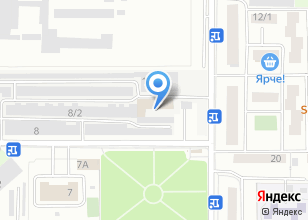 Компания «Цех №10» на карте