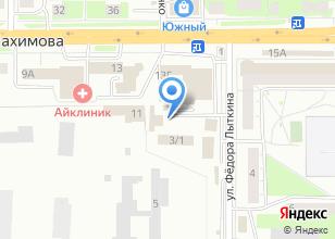 Компания «АбгрейдАвтоэвакуатор» на карте