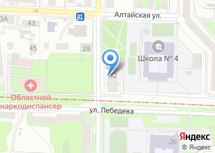 Компания «Детская поликлиника №3» на карте