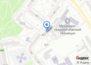 Компания «АЛЛЕС» на карте