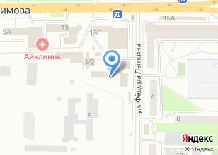 Компания «АйТи-Админ» на карте