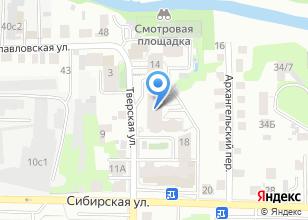 Компания «Interparts.ru» на карте