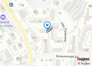 Компания «ZIPавто» на карте