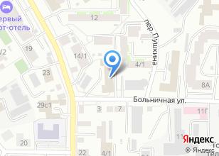 Компания «Пожарная часть №3 МЧС России по Томской области» на карте