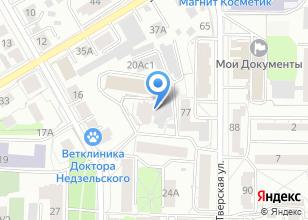 Компания «Голубь, ЖСК» на карте
