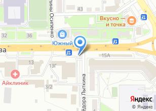 Компания «Rem Mobile» на карте