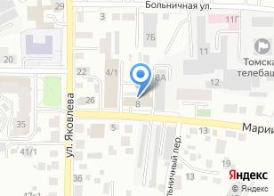 Компания «РеКА» на карте