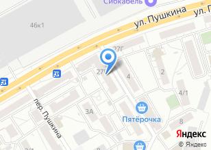 Компания «Мой доктор» на карте