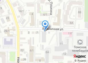 Компания «АВТО 70.» на карте