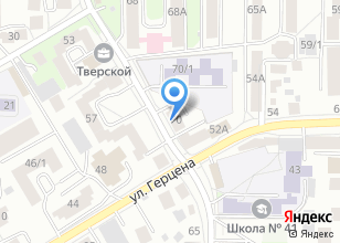 Компания «Клиника профессора А.В. Старохи» на карте