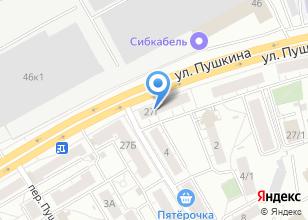 Компания «Енот-сервис» на карте