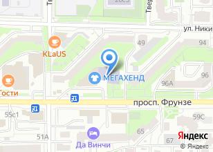 Компания «Томская областная детско-юношеская библиотека» на карте