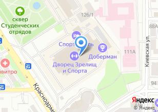 Компания «ЭлитПарфюм» на карте