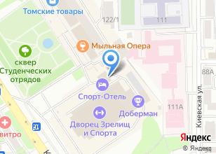 Компания «Awa-center» на карте